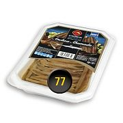 La Factoria del Mar Smoked Cantabrian anchovies, fillets in Sunflower oil. Tray 450 g