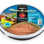 La Factoria del Mar Anchoa Cantábrico Costera Aceite Vegetal Girasol 50 Filetes